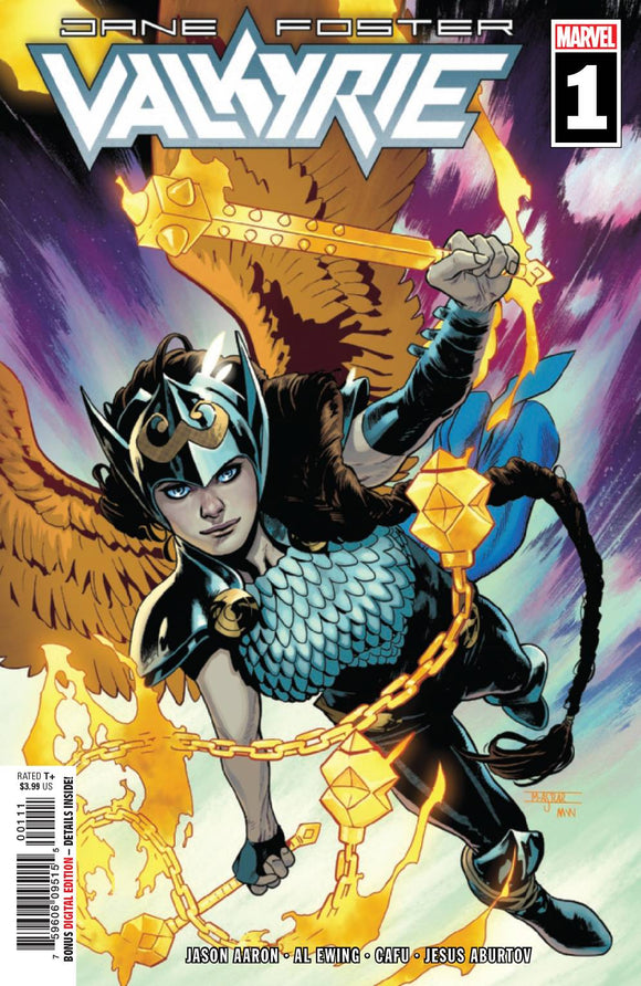 VALKYRIE JANE FOSTER #1 BACKISSUE