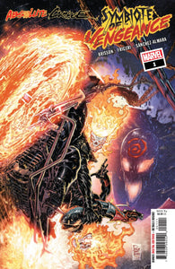 ABSOLUTE CARNAGE SYMBIOTE OF VENGEANCE #1 AC BACKISSUE