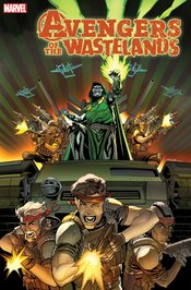 AVENGERS OF THE WASTELANDS #1 (OF 5) SLINEY VAR 1:50 BACKISSUE