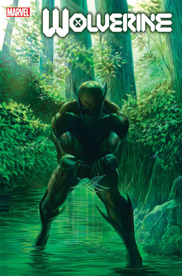 WOLVERINE #1 ALEX ROSS VAR DX BACKISSUE