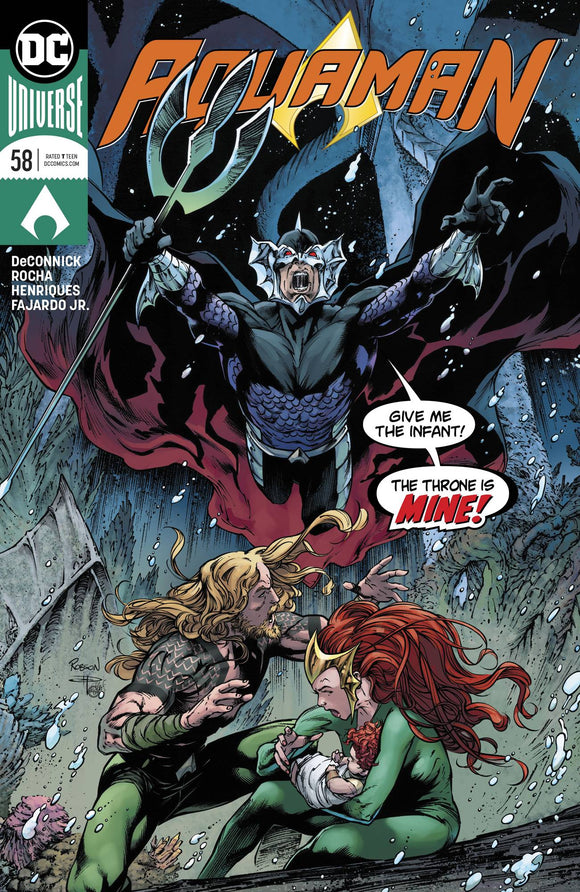 AQUAMAN #58 BACKISSUE