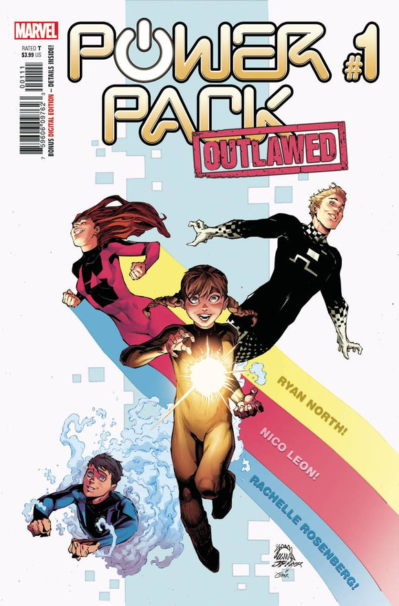POWER PACK #1 (OF 5) (11/25/20)