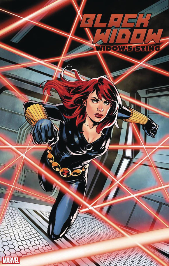 BLACK WIDOW WIDOWS STING #1 (10/28/2020)