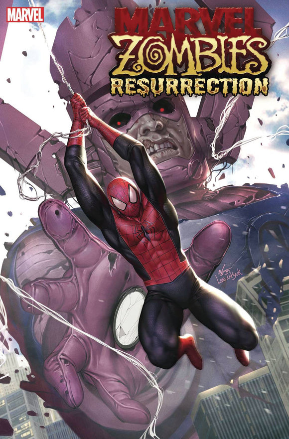MARVEL ZOMBIES RESURRECTION #1 CVR A (9/2/2020) BACKISSUE