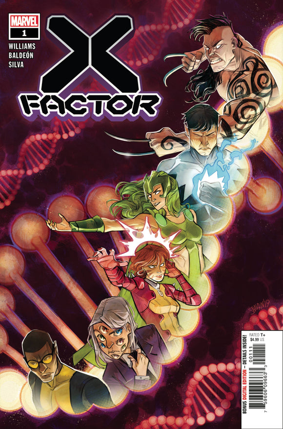 X-FACTOR #1 7/29/2020 BACKISSUE