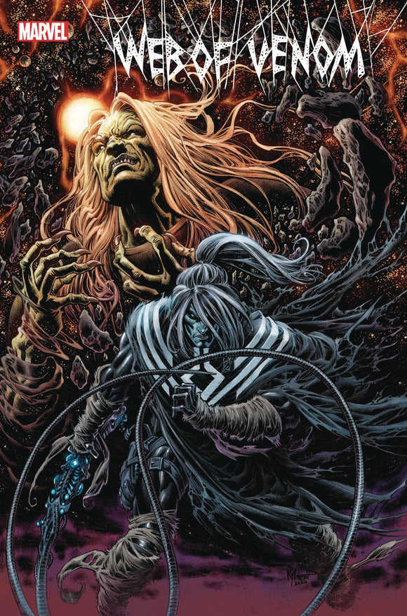 WEB OF VENOM WRAITH #1 CVR A (9/9/2020) BACKISSUE