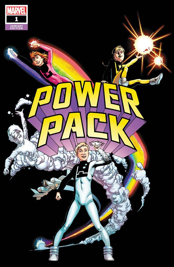 POWER PACK #1 (OF 5) BRIGMAN HIDDEN GEM VAR 1:100 (11/25/20)