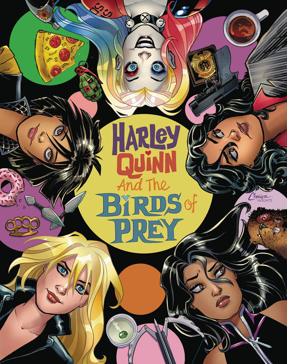 HARLEY QUINN & THE BIRDS OF PREY #2 (OF 4) (MR) BACKISSUE
