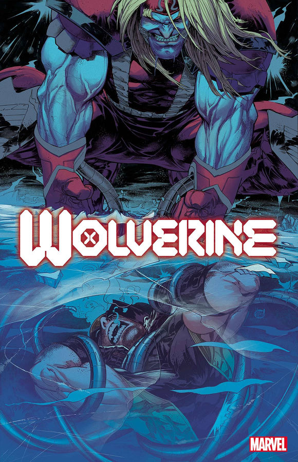 WOLVERINE #4 CVR A (8/19/2020) BACKISSUE