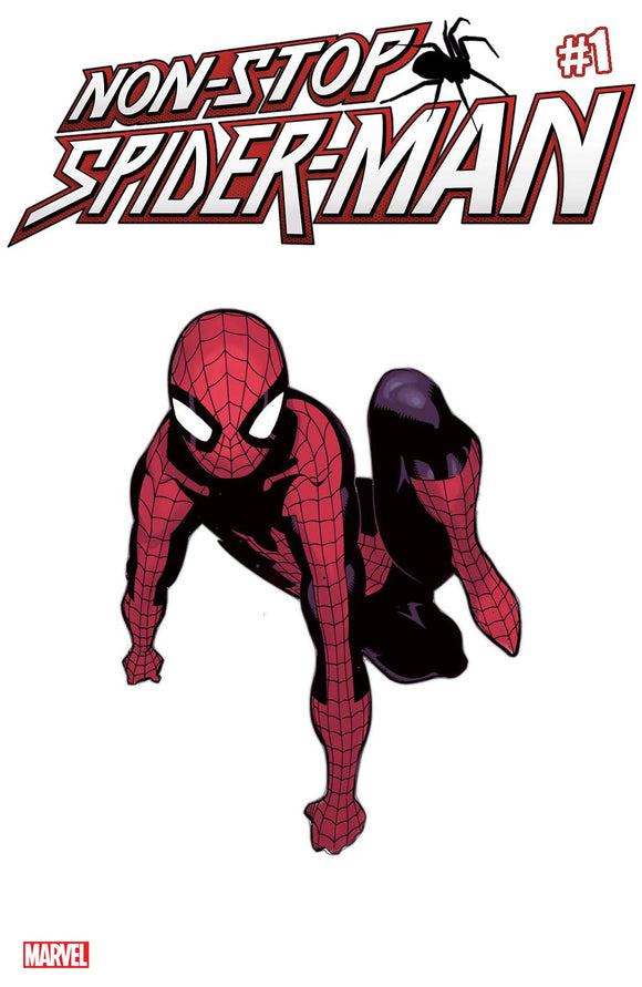 NON-STOP SPIDER-MAN #1 DIE CUT VAR (1/27/21) DELAYED (03/03/21)