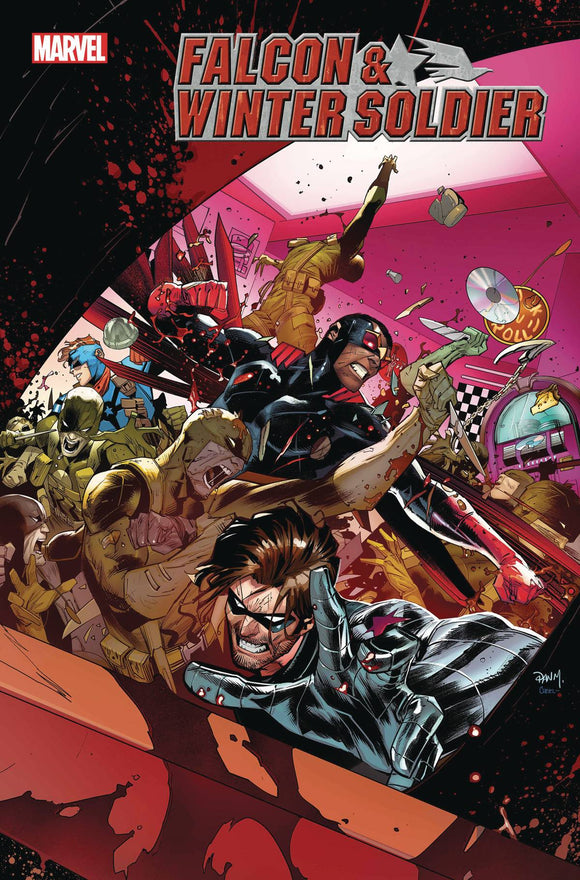 FALCON & WINTER SOLDIER #5 (OF 5) (11/25/20)