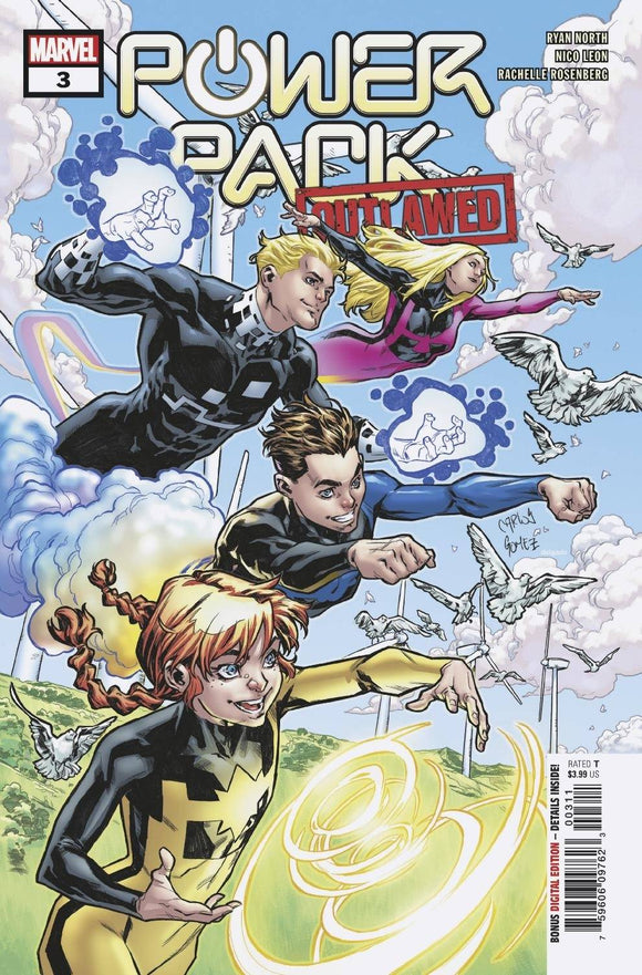 POWER PACK #3 (OF 5) (2/10/21)