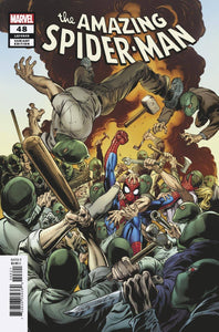 AMAZING SPIDER-MAN #48 BAGLEY VAR (09/09/2020) BACKISSUE
