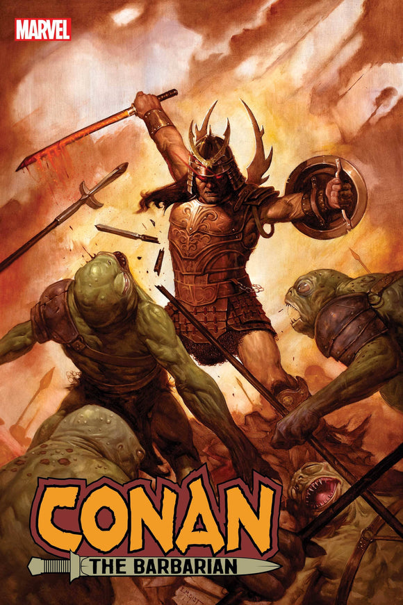 CONAN THE BARBARIAN #18 (12/23/20) DELAYED (01/27/2021)