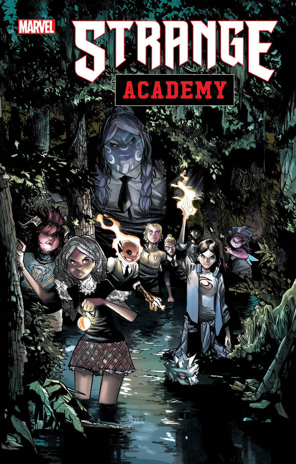 STRANGE ACADEMY #5 (11/11/20) BACKISSUE