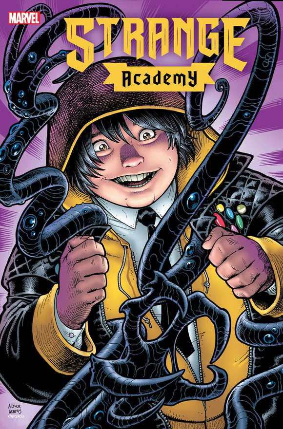 STRANGE ACADEMY #5 ADAMS CHARACTER SPOTLIGHT VAR (11/11/20) BACKISSUE