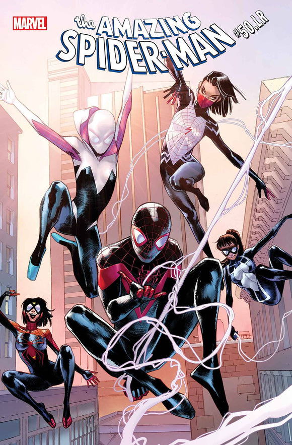 AMAZING SPIDER-MAN #50.LR (10/21/2020)