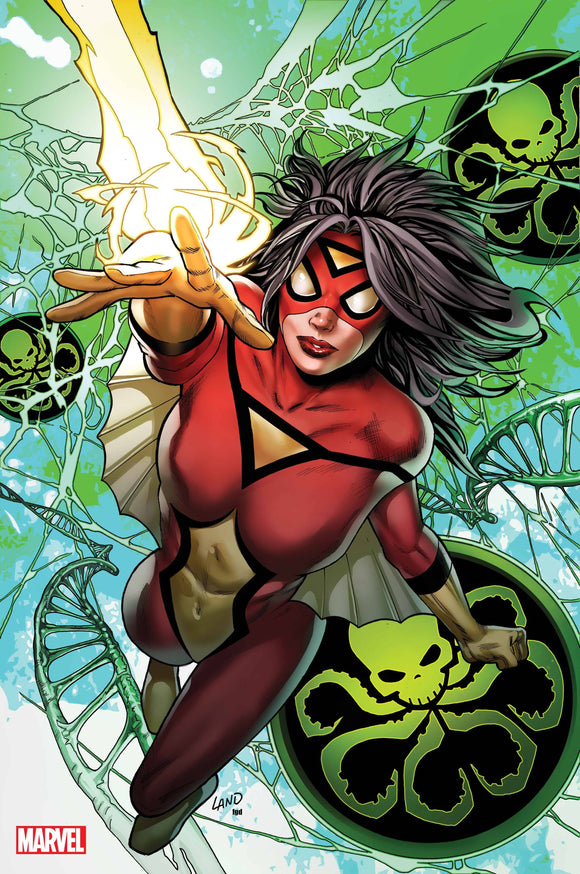 SPIDER-WOMAN #5 LAND VIRGIN VAR 1:100 (10/21/2020) NOTE 2 SHIP DATES BACKISSUE