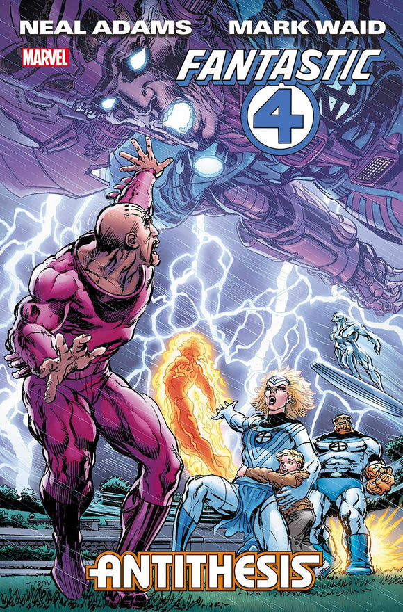 FANTASTIC FOUR ANTITHESIS #4 (OF 4) (11/25/20)
