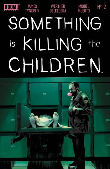 SOMETHING IS KILLING CHILDREN #12 CVR A BACKISSUE