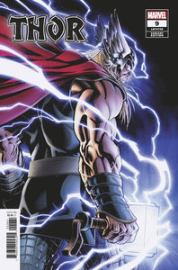 THOR #9 MCGUINNESS VAR 1:50 (11/4/2020) NOTE 2 SHIP DATES