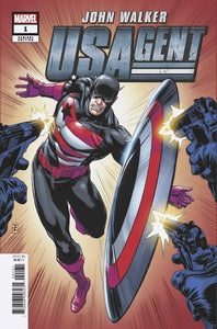 US AGENT #1 (OF 5) ZIRCHER VAR (11/4/2020)