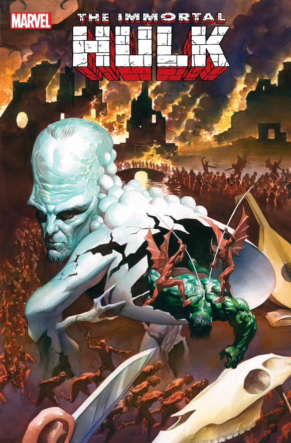 IMMORTAL HULK #42 (12/30/20)