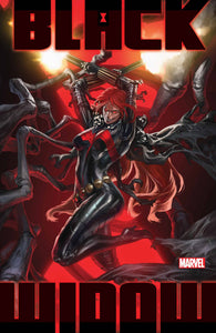BLACK WIDOW #4 SKAN KNULLIFIED VAR (12/02/20) BACKISSUE