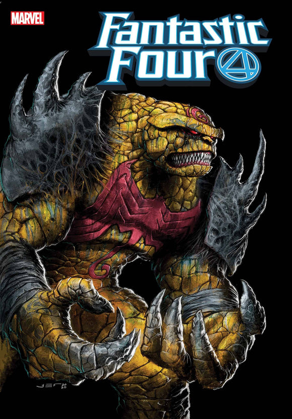 FANTASTIC FOUR #27 FERREYRA KNULLIFIED VAR EMP(12/16/20) BACKISSUE