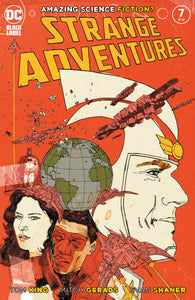 STRANGE ADVENTURES #7 (OF 12) BACKISSUE