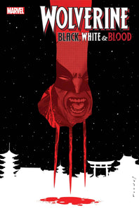 WOLVERINE BLACK WHITE BLOOD #3 (OF 4) (1/13/2021)