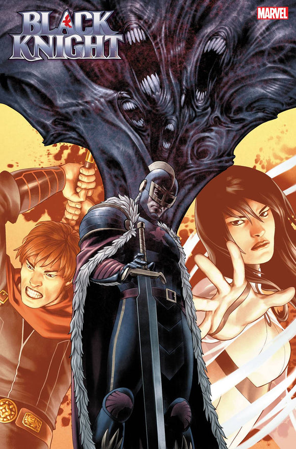 KING IN BLACK BLACK KNIGHT #1 SAIZ VAR (1/27/21)