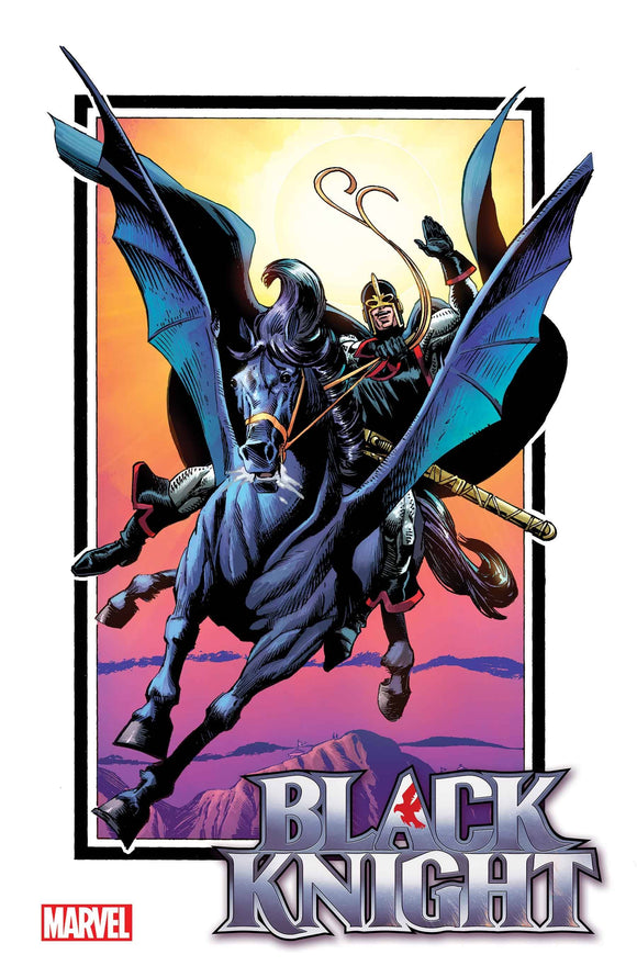 KING IN BLACK BLACK KNIGHT #1 TODD SMITH HIDDEN GEM VAR 1:50 (1/27/21)