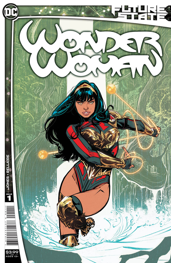 FUTURE STATE WONDER WOMAN #1 BACKISSUE