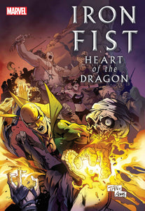 IRON FIST HEART OF DRAGON #2 (OF 6) (2/17/21)