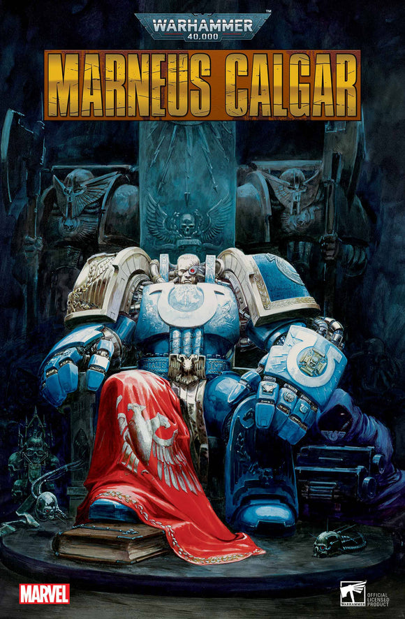 WARHAMMER 40K MARNEUS CALGAR #5 (OF 5) GAMES WORKSHOP VAR (2/24/2021)