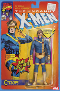 X-MEN LEGENDS #1 CHRISTOPHER ACTION FIGURE VAR (2/17/21)