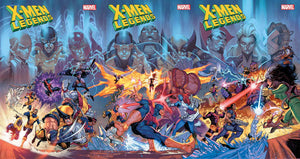 X-MEN LEGENDS #1 COELLO CONNECTED VAR (2/17/21)
