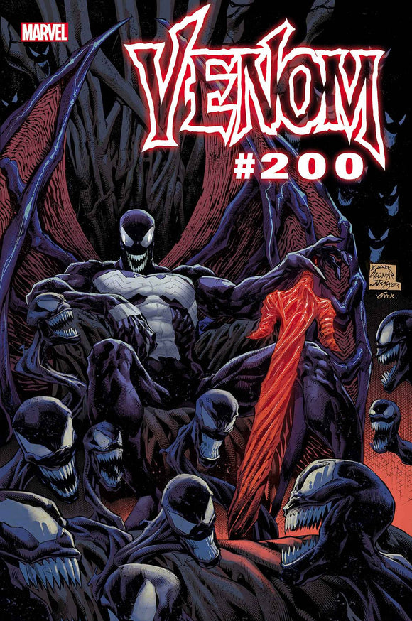 VENOM #35 200TH ISSUE (4/14/2021) DELAYED 5/5/2021 DELAYED (06/09/2021)