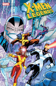 X-MEN LEGENDS #3 (4/28/2021)