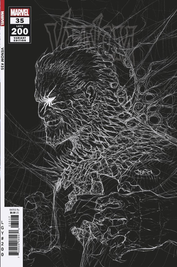 VENOM #35 GLEASON VAR 200TH ISSUE (4/14/2021) DELAYED (06/09/2021)