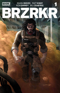 BRZRKR (BERZERKER) #1 CVR H 25 COPY INCV GRAMPA (MR) (2/24/2021) DELAYED 3/3/2021 BACKISSUE