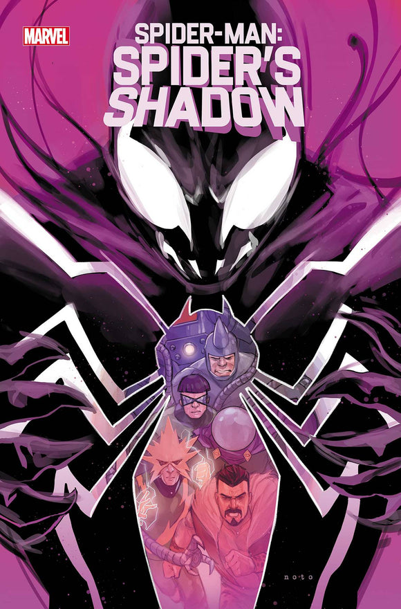 SPIDER-MAN SPIDERS SHADOW #3 (OF 4) (6/9/2021)