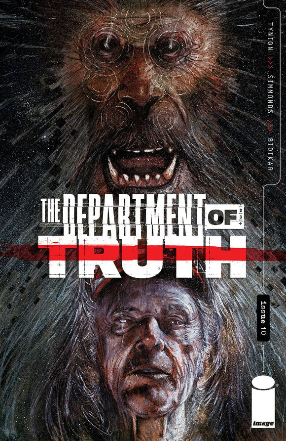 DEPARTMENT OF TRUTH #10 CVR A SIMMONDS (MR) (6/30/2021)