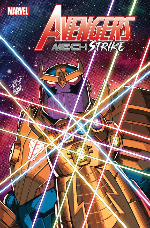 AVENGERS MECH STRIKE #4 (OF 5) RON LIM VAR (6/30/2021)