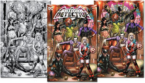 DETECTIVE COMICS #1027 JAY ANACLETO EXCLUSIVE BUNDLE (9/15/2020) 3-PACK
