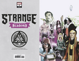 STRANGE ACADEMY #2 3RD PTG UNKNOWN COMICS VIRGIN VAR ( 9/9/2020) BACKISSUE