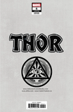 THOR #6 2ND PTG UNKNOWN ALLUMINATI KLEIN VAR (9/16/2020) BACKISSUE