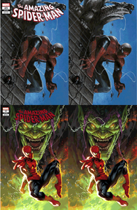 AMAZING SPIDER MAN #49 DELL-OTTO - KAEL NGU EXCLUSIVE BUNDLE (9/30/2020) 4-PACK