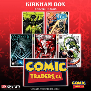 ARTIST BUNDLE TYLER KIRKHAM TRADE DRESS 5 PACK (11/11/2020)